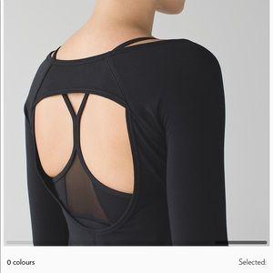 lululemon athletica Tops - Lululemon Physically Fit Long Sleeve size 4